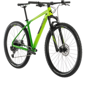 Cube Reaction Race green/black